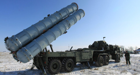 Russian Army Could Soon Receive Newest S-500 Air Defense System