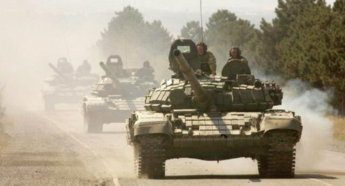 Russian Tanks to Become Invisible To Radar