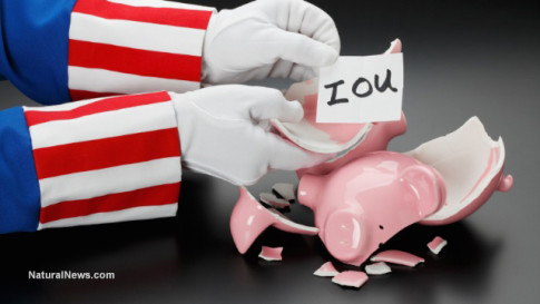 Uncle-Sam-Iou-Owe-Debt-Broken-Piggy-Bank