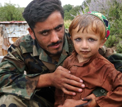Afghanistan rape little boys dressed as little girls