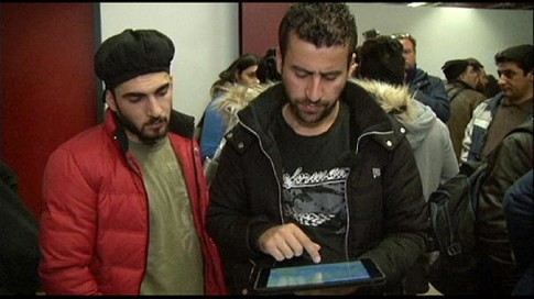 Iraqis return home, disenchanted with life in Germany