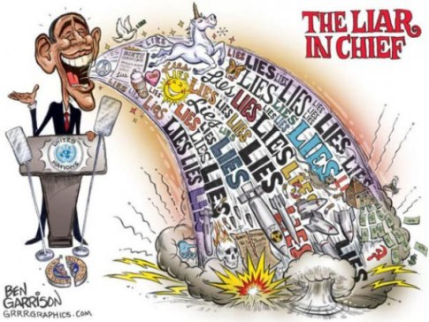 Obama Liar In Chief