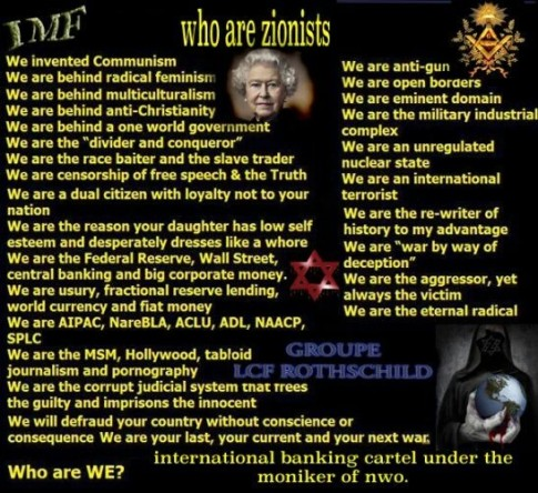 Zionists-Zionism-Rothschild