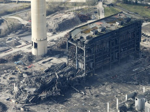 Didcot demolition firm had never taken down a power station before