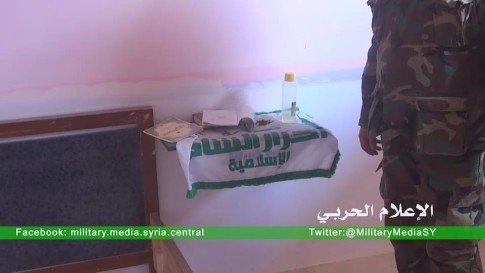 Supplies from Saudi Arabia and Turkey found inside Villages Liberated from ISIS-3