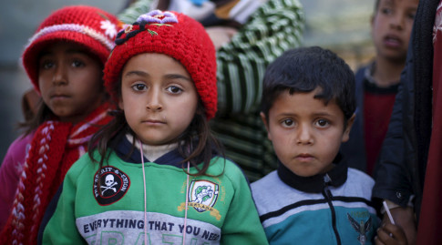 Syrian children found in Turkish garment factories making British high street brands