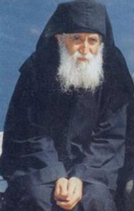 The Elder Saint Paisios the Athonite