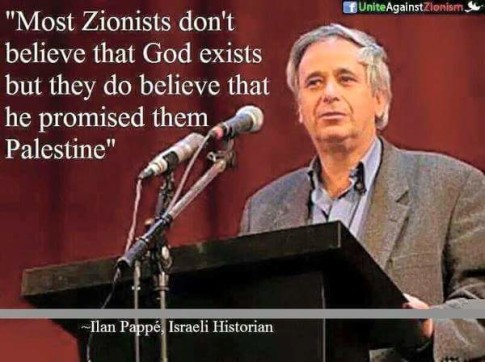 Zionism-Zionists-Israel