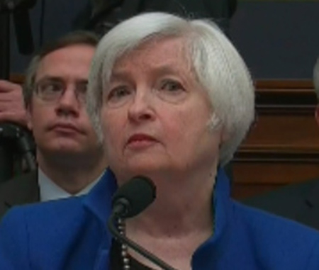 yellen deer in headlights