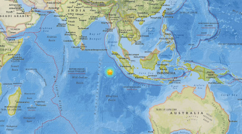 Earthquake USGS