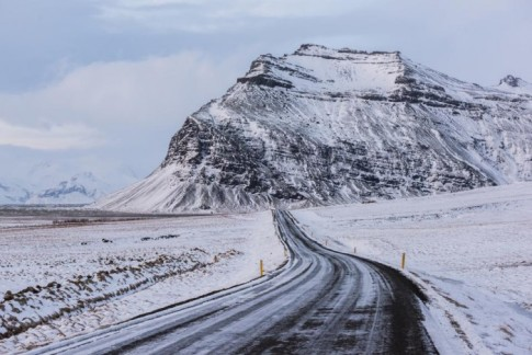 Iceland The Coldest Winter Since 1995