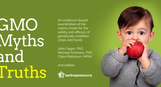 GMO Myths and Truths: A New Must Read Treasure Trove of ...