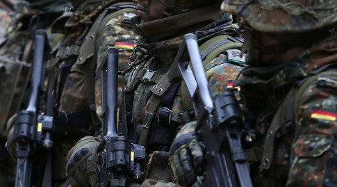 29 German soldiers have joined ISIS, army may contain dozens of jihadist sympathizers
