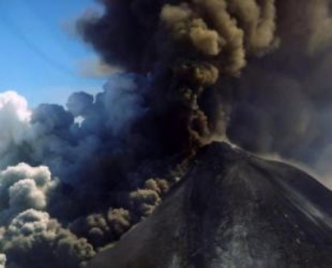 Pavlov Volcano Erupts in Alaska - Popocatepetl Volcano Erupts Near Mexico City - Enormous Pressure on Pacific Plate could mean CA Earthquake