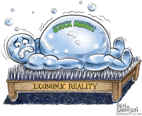 Stock Market vs Economic Reality