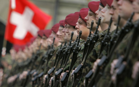 Switzerland Readies Military In Preparation For A New Wave Of Migrants