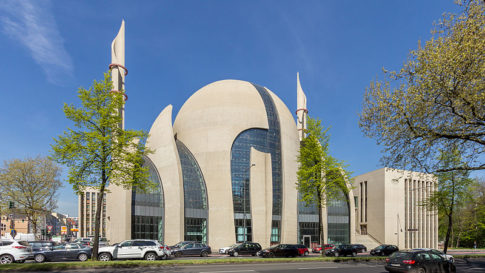 The Cologne Central Mosque, run by DITIB, is used as a key base in Germany for Turkeys intelligence agency