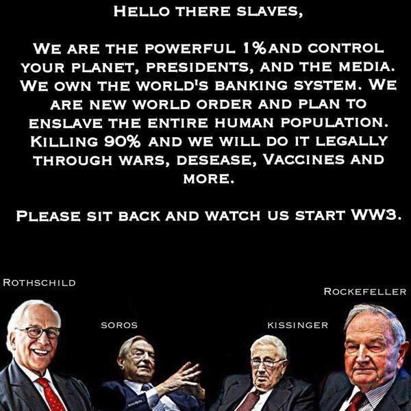 how to stop the rothschilds