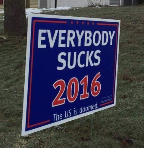 everybody sucks