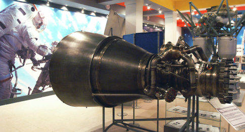 Abandonment of Russian Booster Engines May Send NASAs Costs Skyrocketing