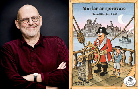 One of Swedens most popular childrens writers Jan Lööf
