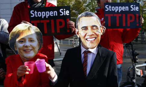 TTIP in trouble