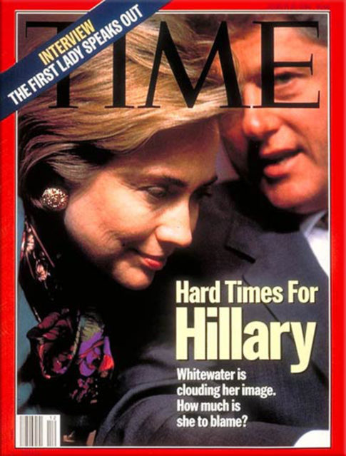 hard times hillary whitewater