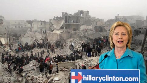 Clinton-Syria-destruction