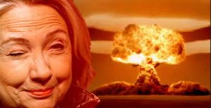 Hillary Clinton WW3