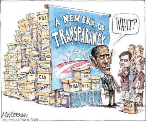Transparency-Obama-Style
