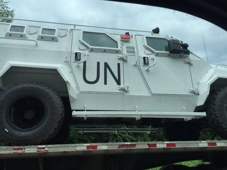 UN-Vehicle