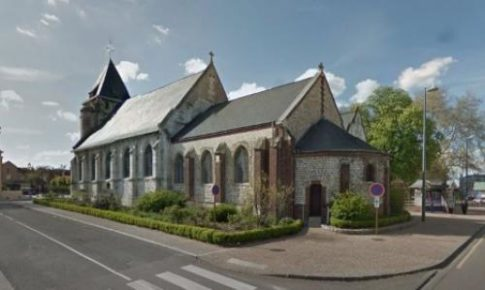 Assault On French Church