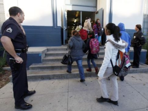 Police Called to Elementary School After 3rd Grader Makes Racist Comment About a Brownie