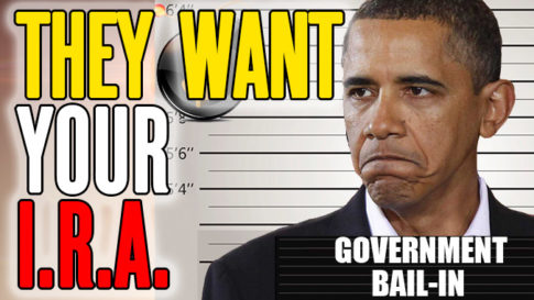 Retirement Funds Confiscation Government Bail-In
