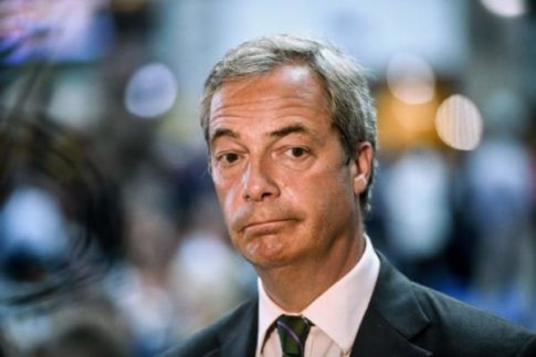 nigel farage steps down