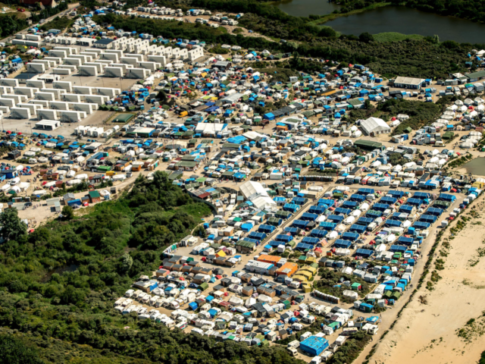 50 Per Cent Rise In Calais Migrant Numbers In Two Months
