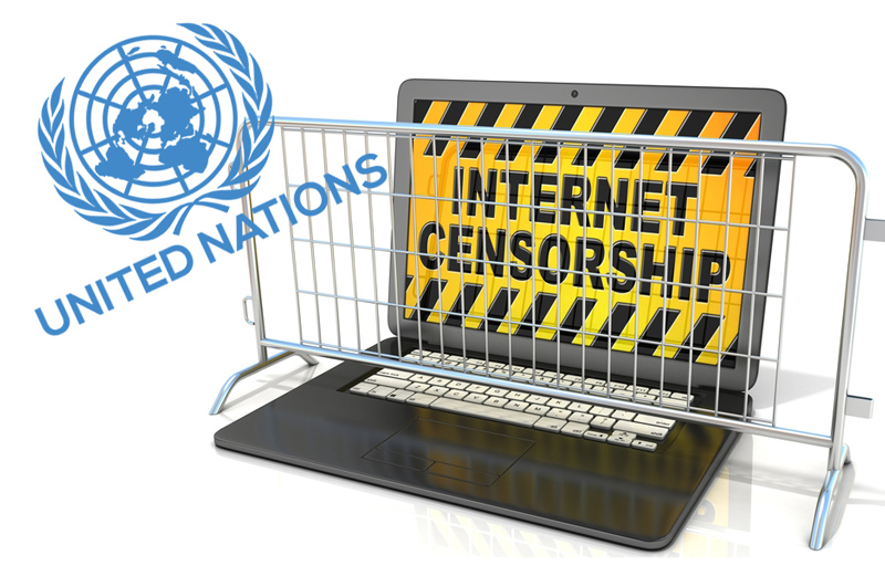 The international issue of censorship in cyberspace