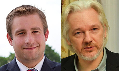 Seth Rich Julian Assange