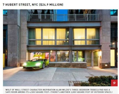 The Hot New Thing Among Billionaires Panic Rooms
