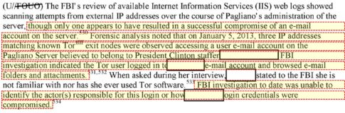 20160904 - Clinton Email TOR