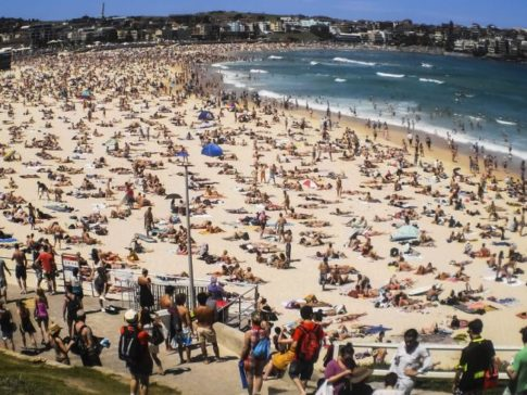 Bondi Beach was identified as a place to kill people