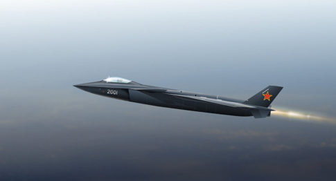 China's Newest 1,305MPH Next-Gen Stealth J-20 Fighter Jet Soars the Skies