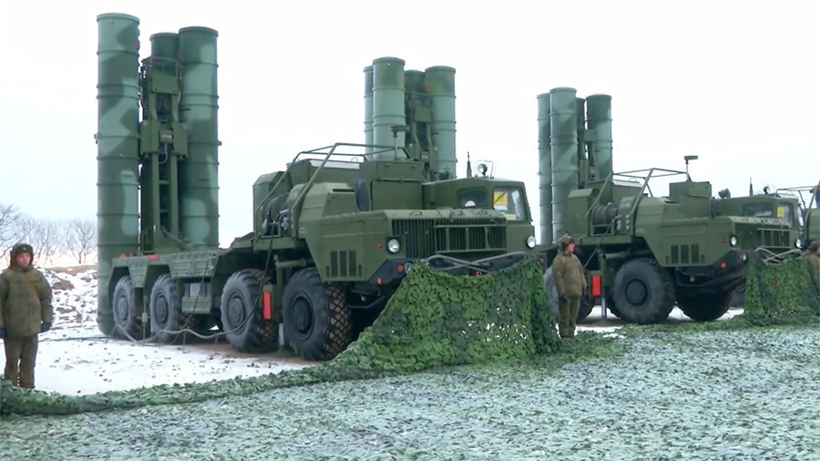 russia sends more s 400 sams to far east amid n korea tensions video infinite unknown. Black Bedroom Furniture Sets. Home Design Ideas