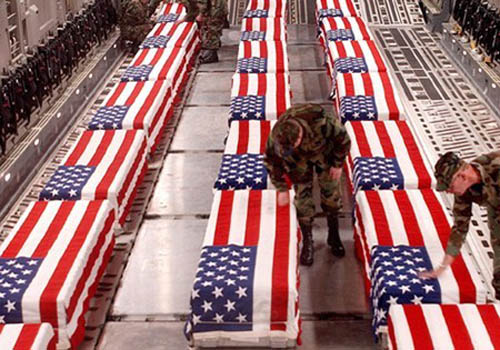 flag-drapped-military-coffins