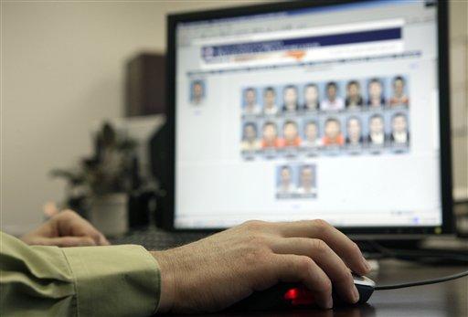 FBI License Photos