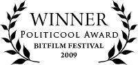winner-politicool-award-2009
