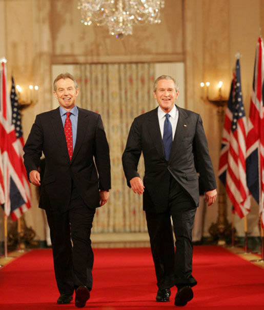 bush-blair