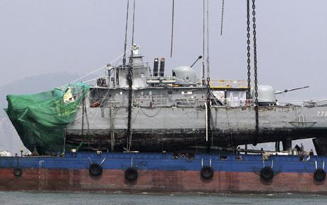 south-korean-corvette-cheonan