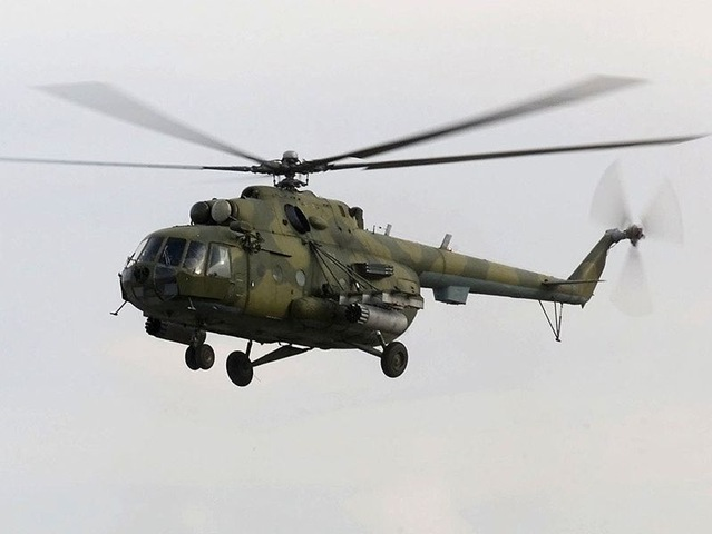 russian-mi-17-transport-helicopter