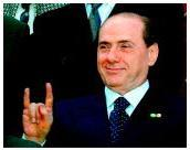 Berlusconi Sign